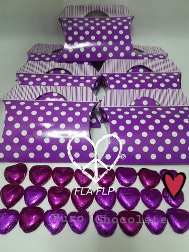 caja de bombones corazon chocolate regalos dia de la madre