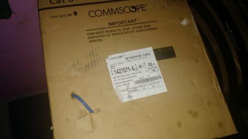 caja de cable amp