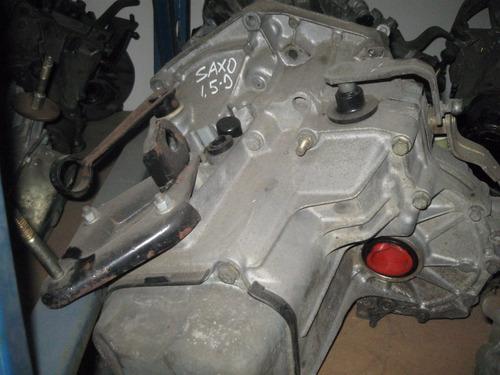 caja de cambios citroen saxo 1.5 diesel