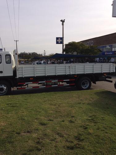 caja de camion sin uso 7.00x2.40x0.60