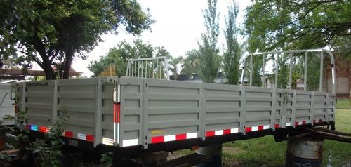 caja de carga nueva dfm 1064 con barandas volcables