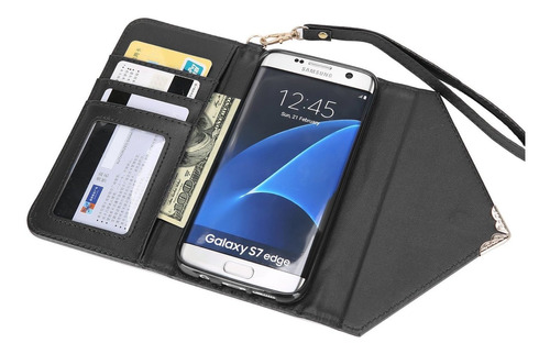 caja de carpeta crosspace galaxy s7 edge samsung s7 edge env