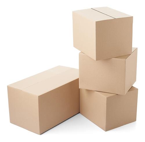 caja de cartón corrugado ~ 40x40x40 ~ embalaje ~ mudanzas