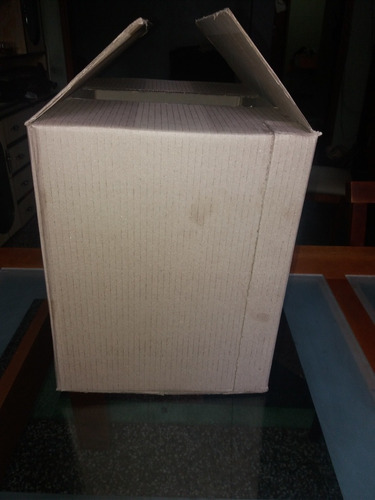 caja de cartón corrugado para embalaje (extra fuerte)