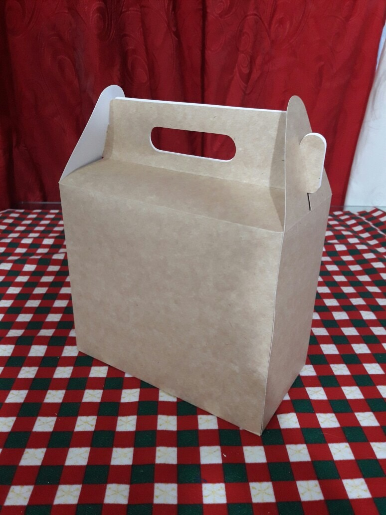 Caja de cart n desayunos y anchetas sorpresa en mercado libre - Cajas de carton decoradas baratas ...