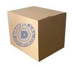 caja de carton doble mudanza exterior refor. 60x40x40 370lb