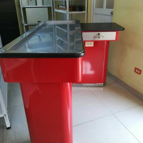 caja de cobro metalico ( somos fabricantes )