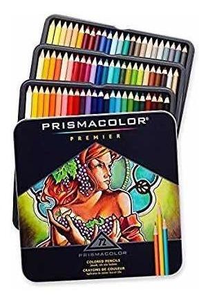 caja de colores prismacolor 72 unidades