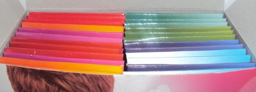 caja de condones preservativos te a - unidad a $346
