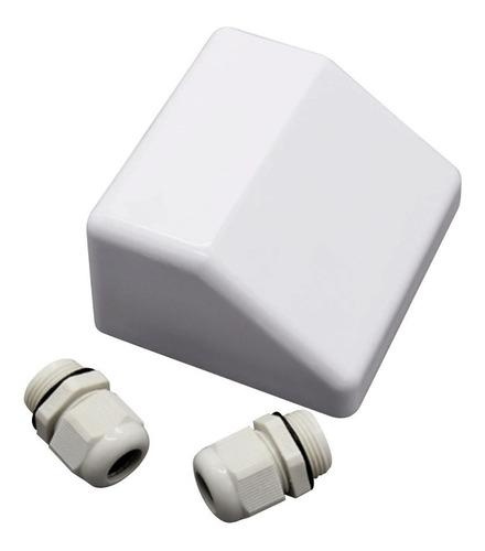 caja de conexión con salidas selladas - caj-01 - enertik
