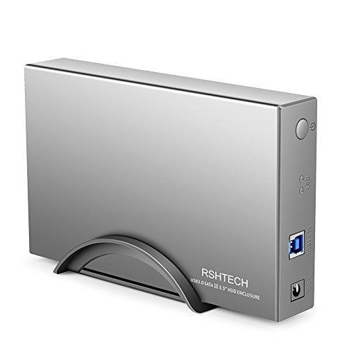 caja de disco duro rshtech usb 3.0 a hdd disco caja de carca