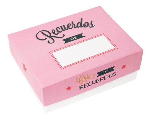 caja de diseño organizadora temática recuerdos