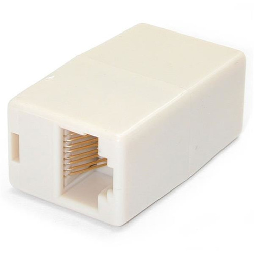 caja de empalme acoplador startech.com - rj-45, rj-45, hemb