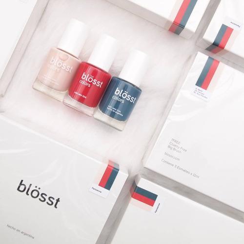 caja de esmaltes blösst (colores a elección)