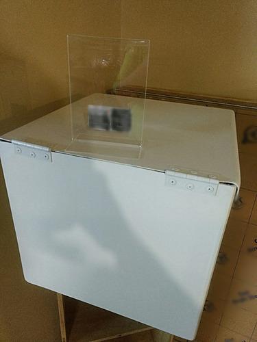 caja de fibra de vidrio 50*50*45 para moto!!