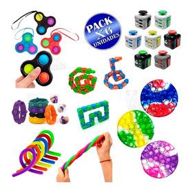 Caja De Fidget Toys Combo Surtido X Mayor Pack Juguetes