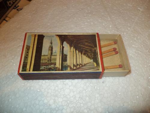 caja de fosforos alemana
