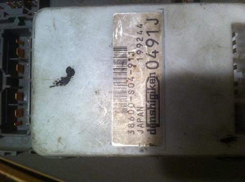 caja de fusible interior honda civic