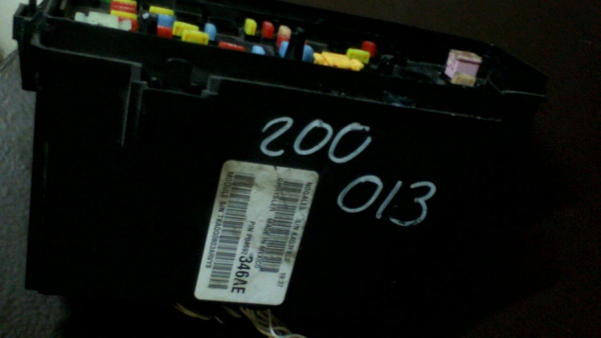 2013 Dodge Avenger Se >> Caja De Fusibles Avenger 2011 Al 2014 - $ 3,000.00 en ...