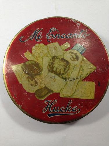 caja de galletas mi encanto hucke