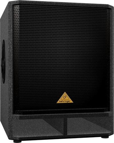 caja de grave behringer vp1800s (precio unitario)