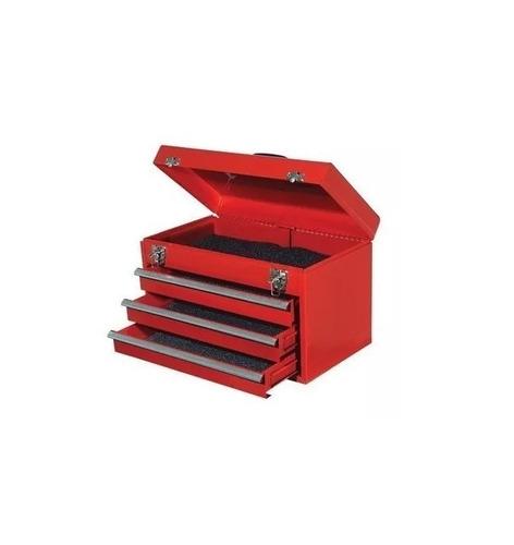 caja de herramienta metalica 3 bandejas sin cerradura tb134