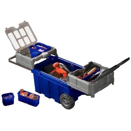 caja de herramientas 2 en 1 irwin 40k portable organizador en mercado libre. Black Bedroom Furniture Sets. Home Design Ideas