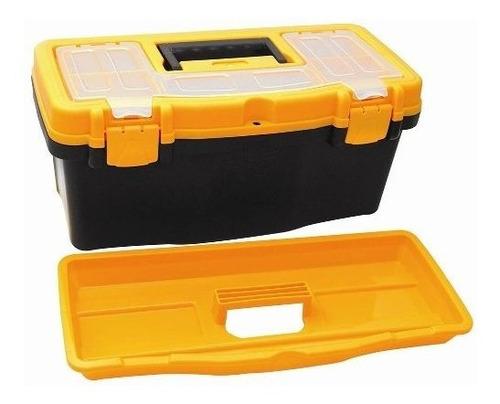 caja de herramientas 22'' bandeja y organizador g p