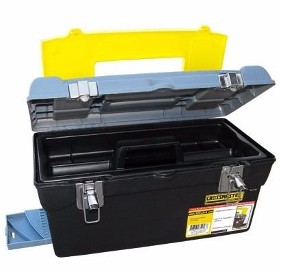 caja de herramientas 480mm x 265mm x 252mm  crossmaster
