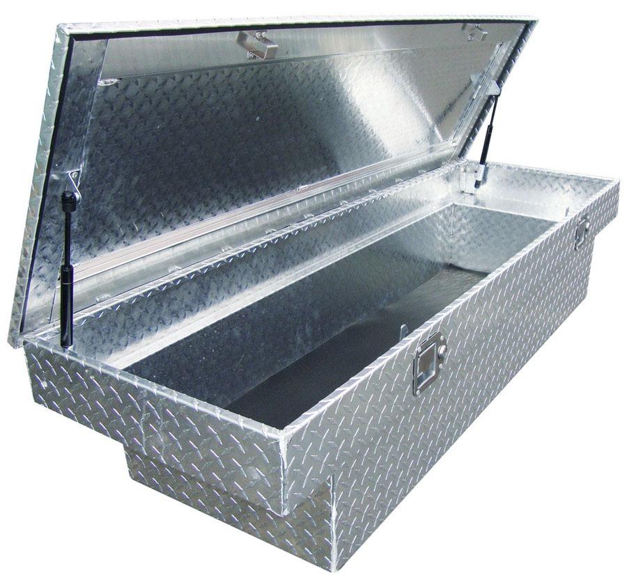 caja de herramientas 63 chevrolet pick up color aluminio