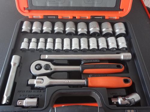 caja de herramientas bahco