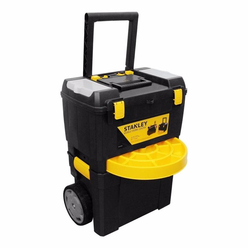 Caja de herramientas con ruedas charola 18 607 stanley - Caja herramientas con ruedas ...