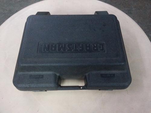 caja de herramientas craftman - nueva