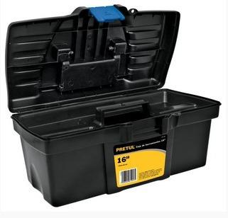 caja de herramientas de 16´´ pretul