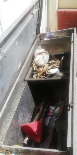 caja de herramientas de aluminio para pick up