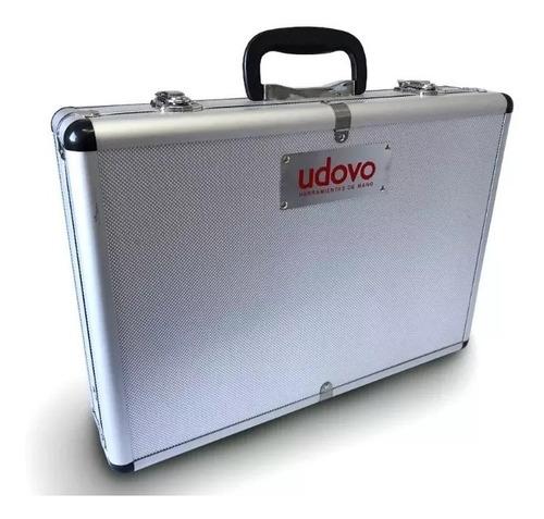 caja de herramientas dielectrica maletín set 52 piezas udovo
