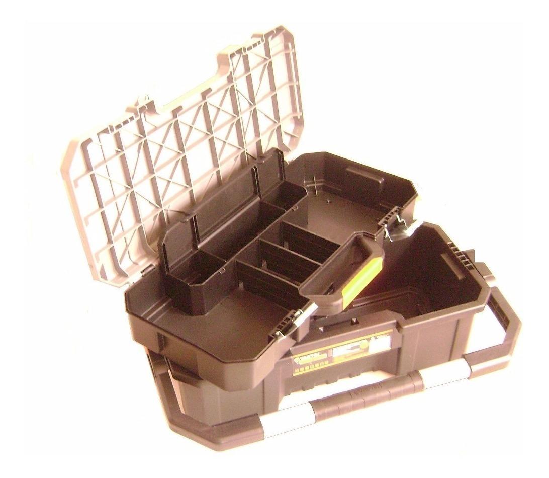 Caja De Herramientas Gavetero Tactix 320336 Mango Aluminio - $ 6.551,00 en  Mercado Libre