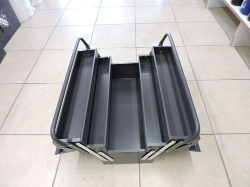 caja de herramientas metálica con 5 cajones 21 pulgadas