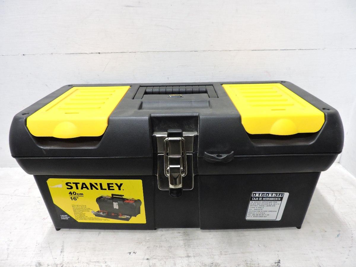 d567f53f5 Caja De Herramientas Stanley 16 Con Bandeja - $ 259.00 en Mercado Libre