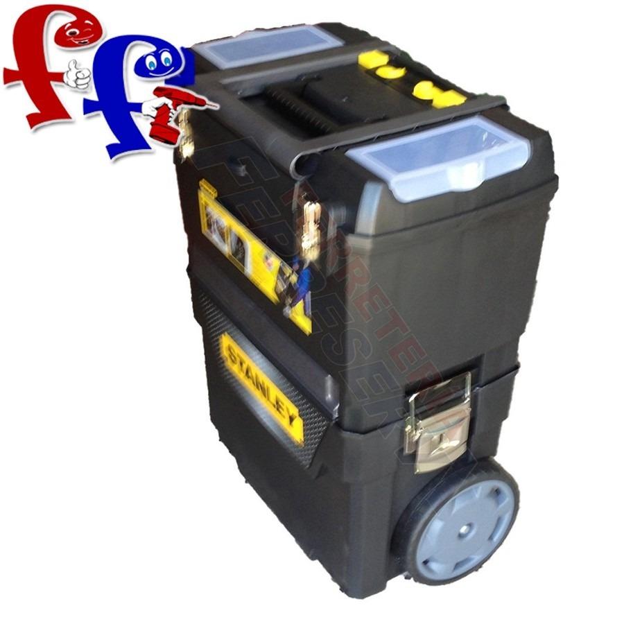 Caja de herramientas stanley 2 en 1 portable organizador - Caja de herramientas stanley ...