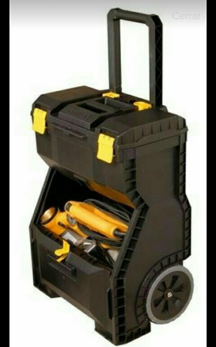 Caja de herramientas stanley tipo maleta con ruedas bs - Caja herramientas con ruedas ...