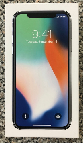 caja de iphone x