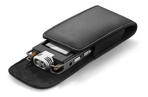 caja de la grabadora de voz digital evistr caj