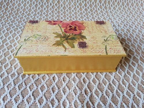 caja de la prosperidad/abundancia/dinero(feng shui)de madera