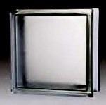 caja de ladrillo de vidrio nube ondulado liso baston cruzado