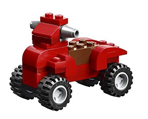 caja de lego clásico de ladrillos 10696