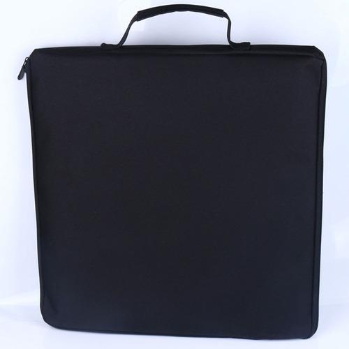 caja de luz portátil 25 led 40cm kit fotográfico con tripie