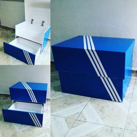 Zapatos Caja Caja Madera Gigante De De N8n0wmv