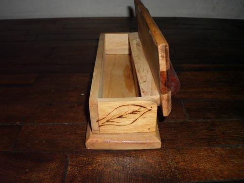 caja de madera para habanos traida de cuba oportunidad