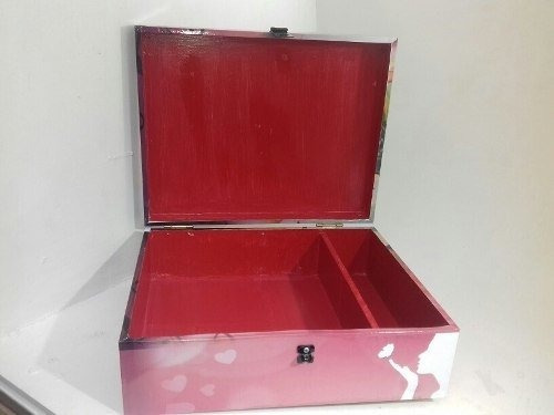 caja de maquillajes grande